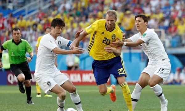 Bóng đá - Hàn Quốc vs Mexico 22h00, ngày 23/06