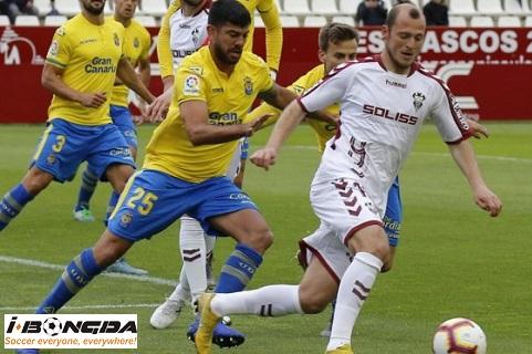 Bóng đá - Albacete vs Las Palmas 29/10/2020 01h00