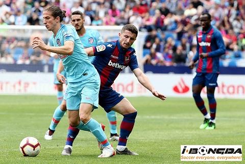 Nhận định dự đoán Levante vs Atletico Madrid 1h ngày 18/2