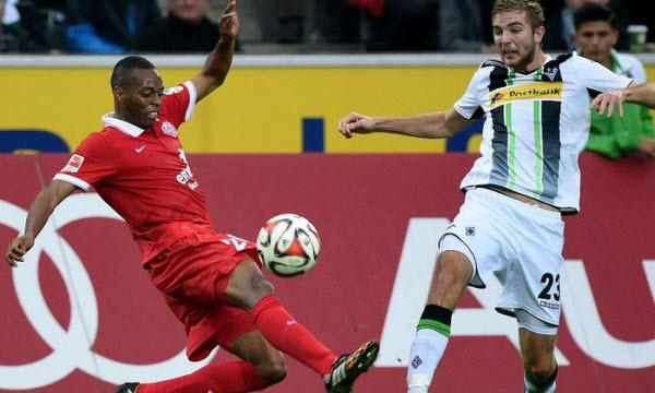 Bóng đá - Monchengladbach vs Mainz 22h30, ngày 23/08