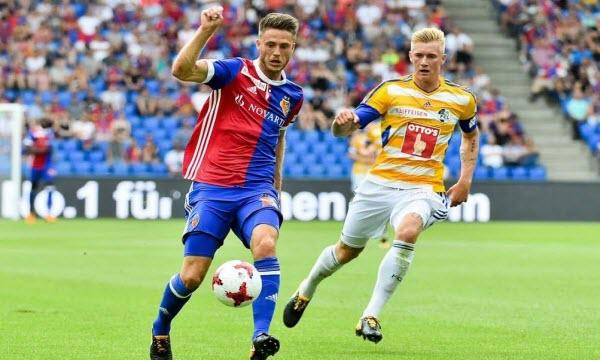 Bóng đá - Basel vs Apollon Limassol FC 01h00, ngày 24/08