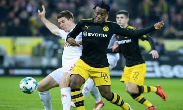 Bóng đá - Borussia Dortmund vs Koln 02h30 ngày 25/01