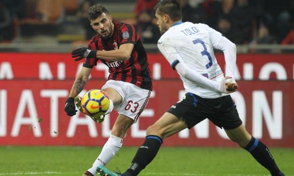 Bóng đá - Atalanta vs AC Milan 17/02/2019 02h30