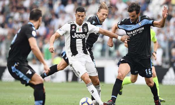 Bóng đá - Frosinone vs Juventus 01h30, ngày 24/09