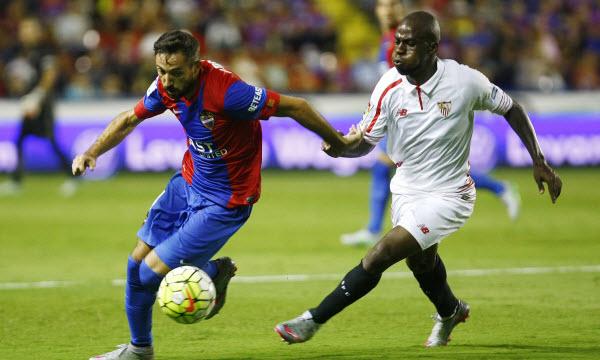Bóng đá - Levante vs Sevilla 17h00, ngày 23/09