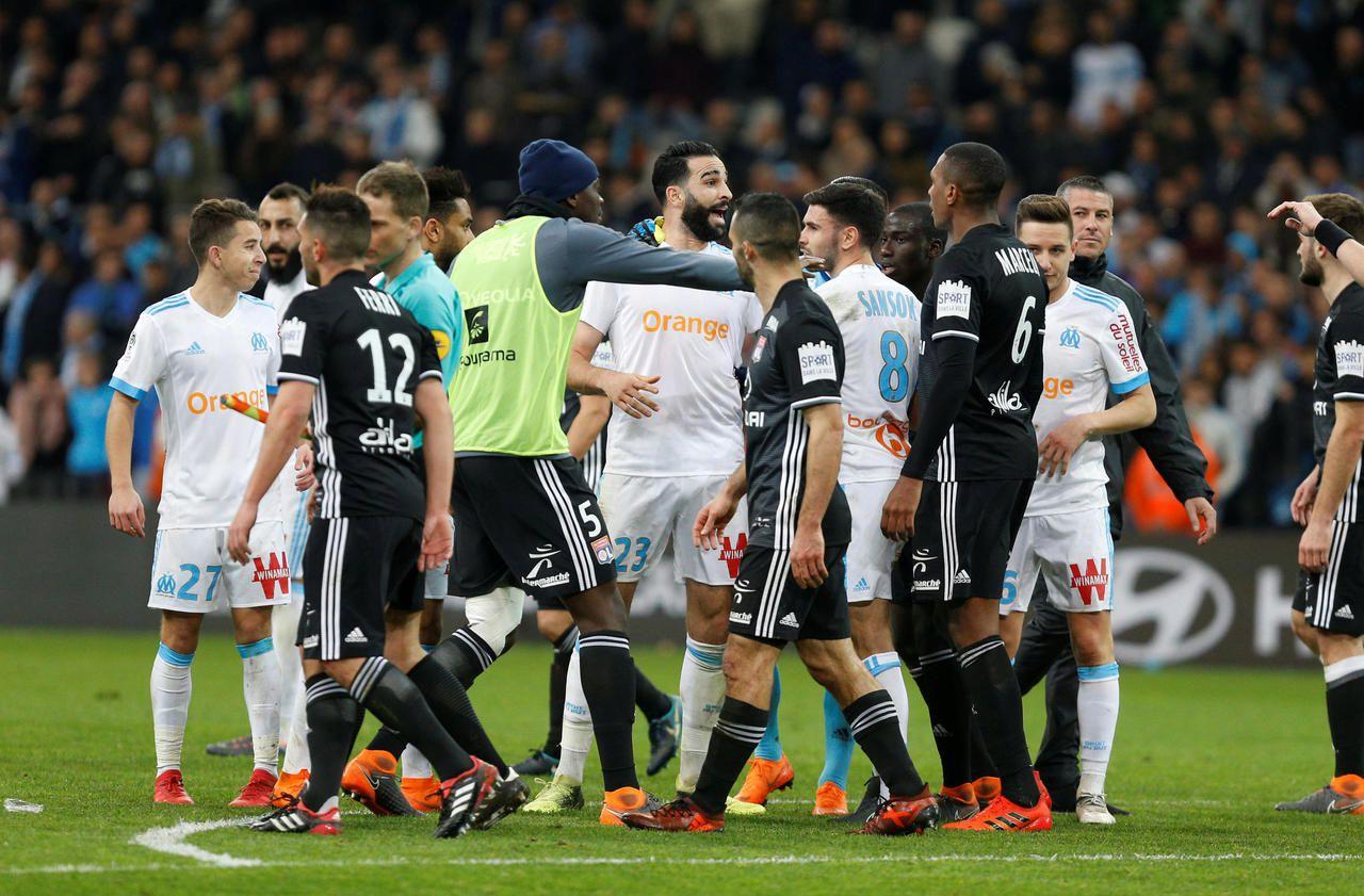 Bóng đá - Lyon vs Marseille 2h ngày 5/10