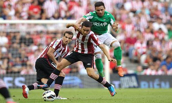 Bóng đá - Athletic Bilbao vs Real Betis 28/01/2019 00h30