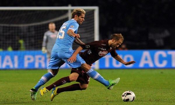 Bóng đá - Torino vs Napoli 17h30, ngày 23/09