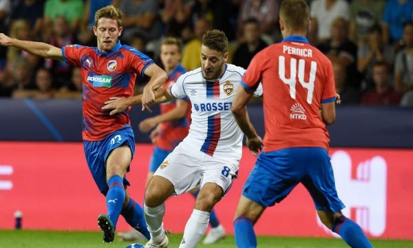 Bóng đá - AS Roma vs CSKA Moscow 02h00 ngày 24/10