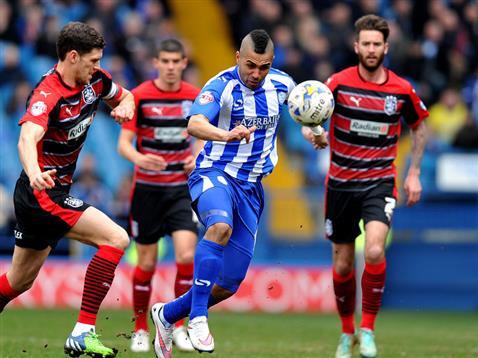 Nhận định Sheffield Wed. vs Huddersfield Town 1h45 ngày 15/7