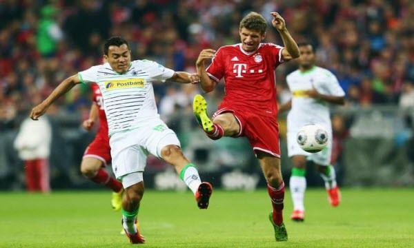 Bóng đá - Phân tích kèo Monchengladbach vs Bayern Munich