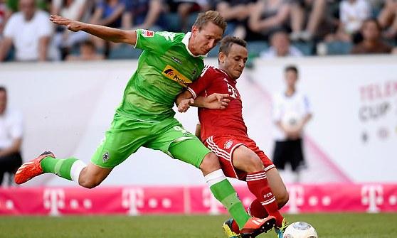 Bóng đá - Monchengladbach vs Bayern Munich: 02h30, ngày 25/01