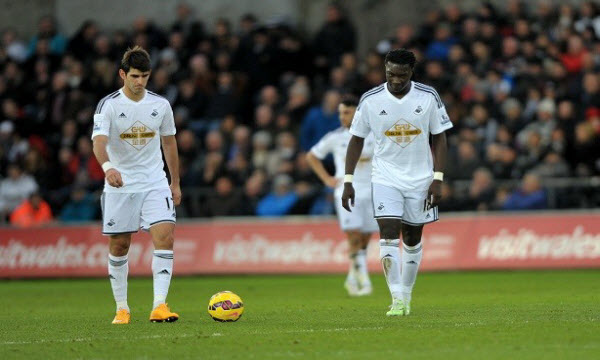 Bóng đá - Swansea City vs Blackburn Rovers 12/12/2019 02h45