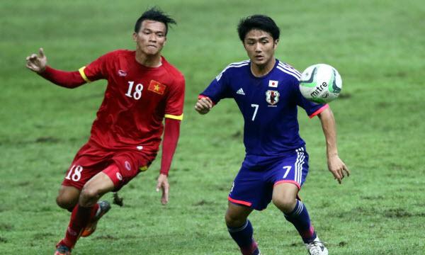 Bóng đá - Nhật Bản vs Việt Nam 20h00 ngày 24/01