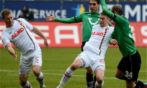 Bóng đá - Hannover 96 vs Monchengladbach 21h30, ngày 24/02