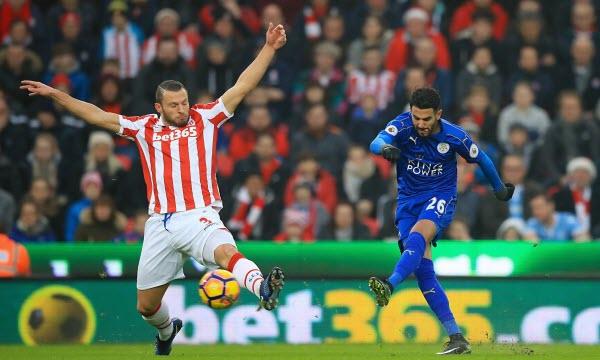 Bóng đá - Leicester City vs Stoke City 19h30, ngày 24/02