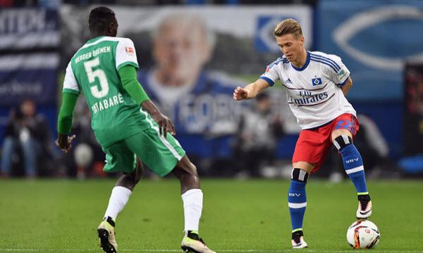 Bóng đá - Werder Bremen vs Hamburger 00h30, ngày 25/02