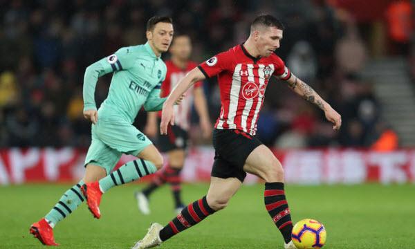 Bóng đá - Arsenal vs Southampton 21h05 ngày 24/02