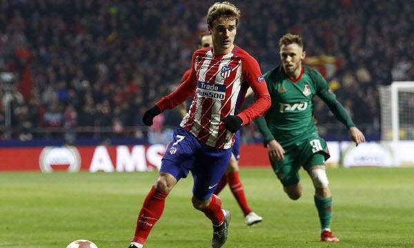 Bóng đá - Atletico Madrid vs Villarreal 22h15 ngày 24/02
