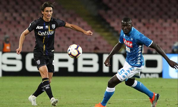 Bóng đá - Napoli vs Parma 00h00 ngày 15/12