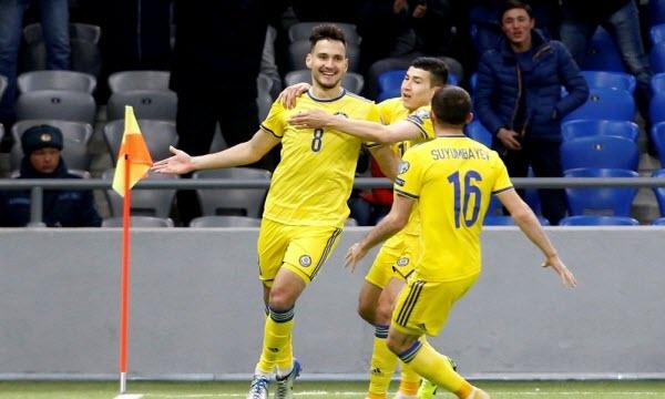 Kazakhstan vs Nga 21h00 ngày 24/03