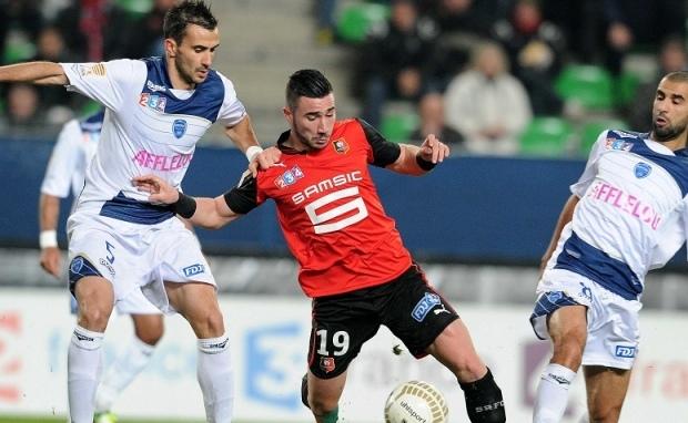 Bóng đá - Stade Rennais FC vs ES Troyes AC: 23h30, ngày 24/04