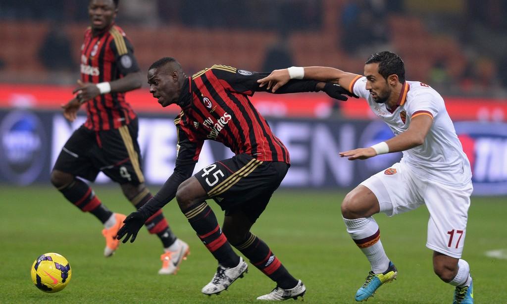 Bóng đá - AS Roma vs AC Milan: 01h45, ngày 26/04