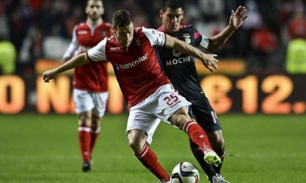 Bóng đá - Sporting Braga vs Belenenses 02h00 ngày 23/02