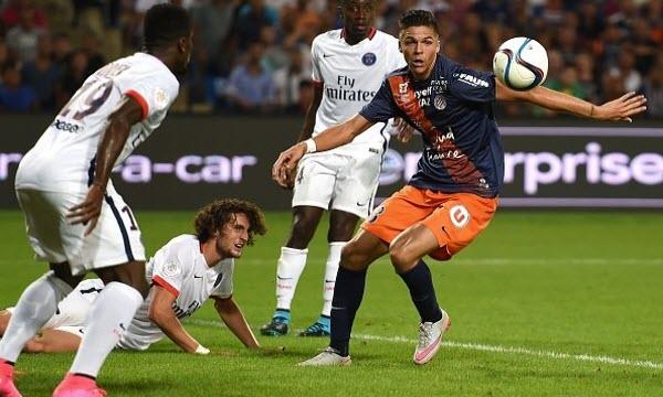 Bóng đá - ES Troyes AC vs Montpellier 20h ngày 19/9