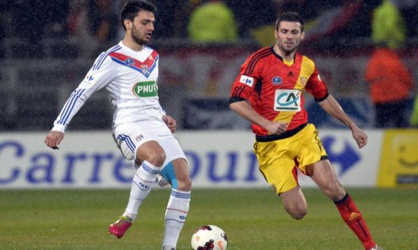 Bóng đá - Lens vs Le Havre 02/04/2019 01h45