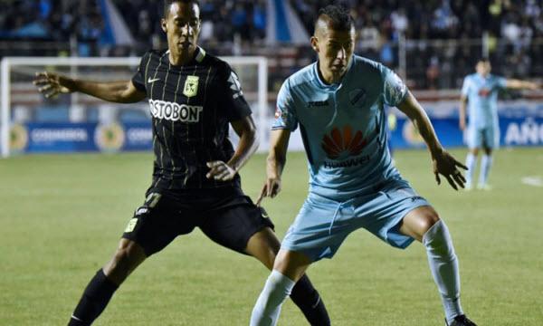 Bóng đá - Atletico Nacional vs Bolivar 07h30, ngày 25/04