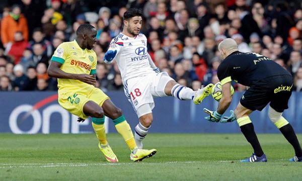 Bóng đá - Nimes vs Lyon 02h45 ngày 07/12