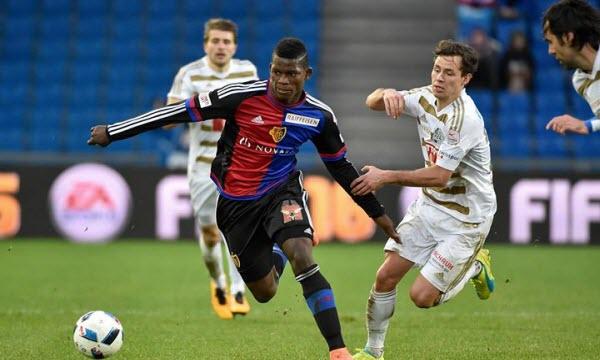 Bóng đá - PAOK Saloniki vs Basel 00h30, ngày 25/07