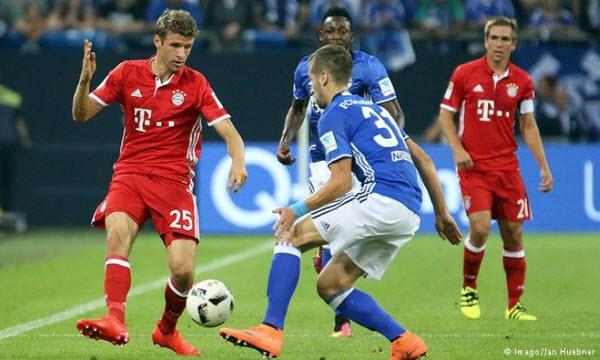Bóng đá - Hoffenheim vs Bayern Munich 19/01/2019 02h30