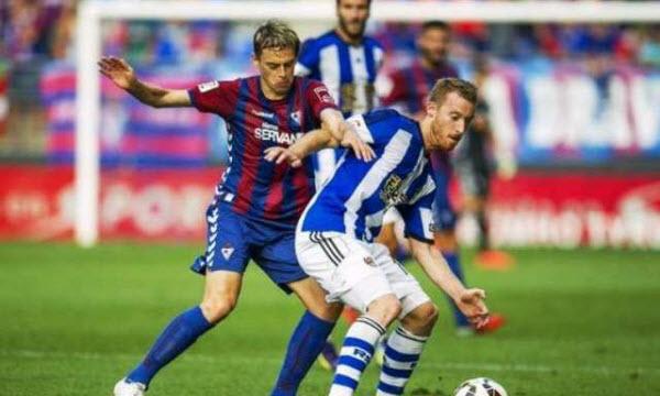 Bóng đá - Getafe vs Eibar 01h15, ngày 25/08