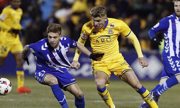 Bóng đá - Malaga vs Alcorcon 15h ngày 31/7
