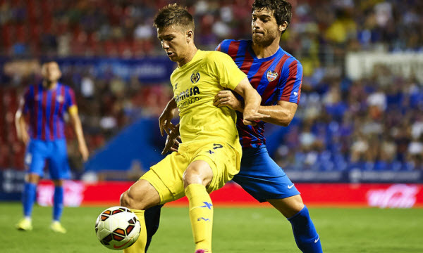 Bóng đá - Eibar vs Villarreal: 01h00, ngày 25/09