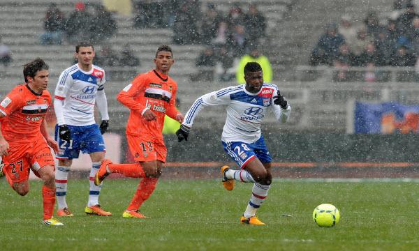 Bóng đá - Lyon vs Lorient 2h ngày 26/9