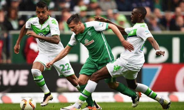 Bóng đá - Werder Bremen vs Wolfsburg 23h30, ngày 24/09