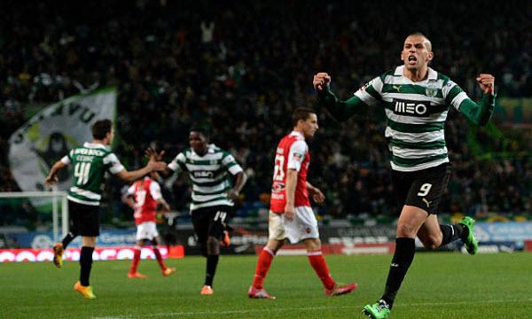 Bóng đá - Sporting Braga vs Sporting Lisbon 02h45 ngày 24/01