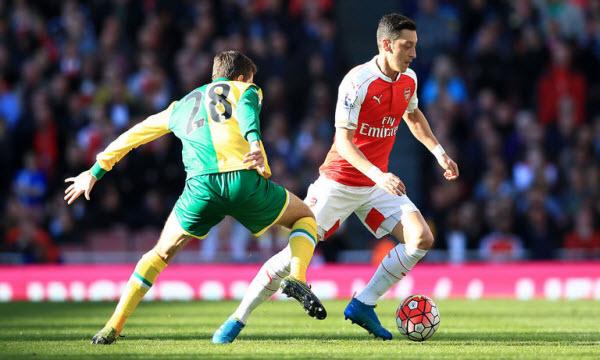 Thông tin trước trận Arsenal vs Norwich City