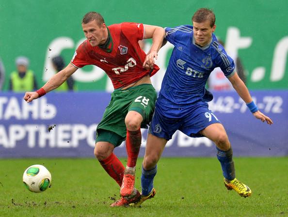 Bóng đá - Lokomotiv Moscow vs Dinamo Moscow 01/12/2019 20h30