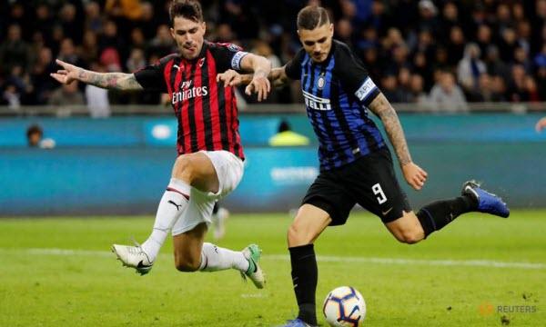 Bóng đá - Inter Milan vs Frosinone 02h30 ngày 25/11