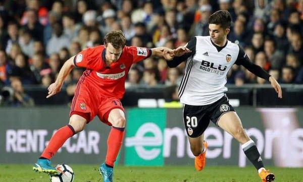 Bóng đá - Rayo Vallecano vs Valencia 06/04/2019 23h30