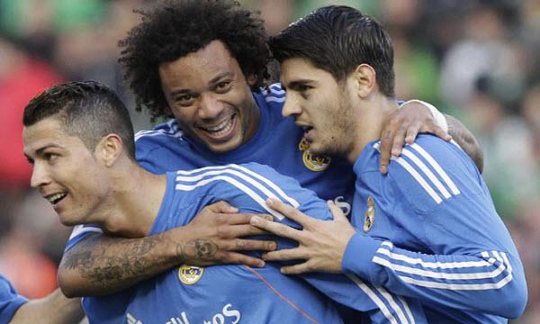 Bóng đá - Real Madrid vs Granada: 22h00, ngày 25/01