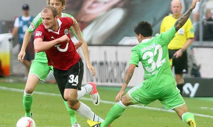 Bóng đá - Wolfsburg vs Hannover 96: 21h30, ngày 25/01