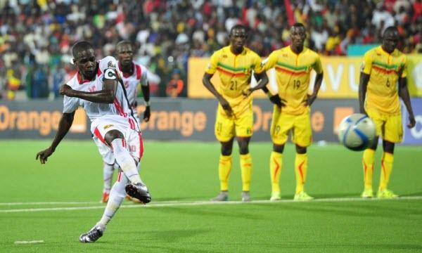 Bóng đá - Uganda vs Mali 02h00, ngày 26/01