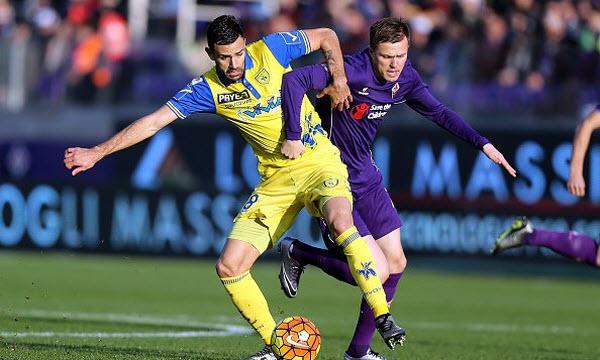Bóng đá - Fiorentina vs Chievo 21h00, ngày 25/02