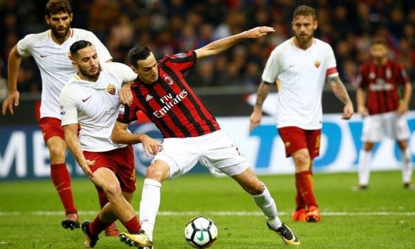 Bóng đá - AS Roma vs AC Milan 02h45, ngày 26/02