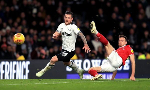 Derby County vs Nottingham Forest 18h30 ngày 04/07